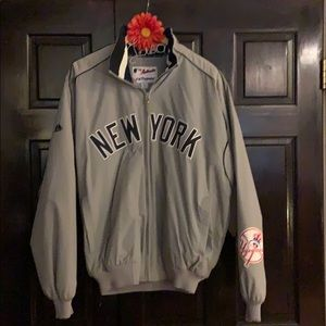 """Rare"" New York Yankees Majestic Dugout Jacket!"